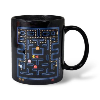 Pac Man Thermotasse
