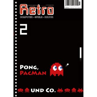 Retro 37 | Pong Pac-Man und Co.