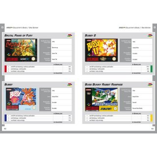 SNES Collector´s Guide 2nd Edition