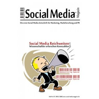 Social Media Magazin #3 digital (PDF)