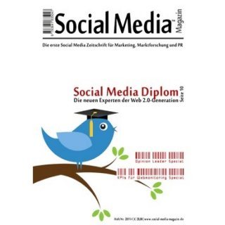 Social Media Magazin #5 digital (PDF)