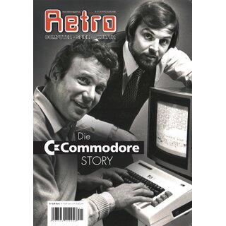 Retro 41 | Commodore Story