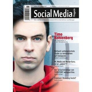 Social Media Magazin #25 digital (PDF)