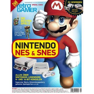 Retro Gamer Sonderheft 01/2018 | Nintendo NES