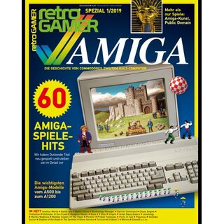 Retro Gamer Sonderheft 01/2019 | Amiga
